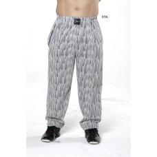 PANTS, GREY/BLACK, % 100 Cotton